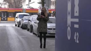 Chodakowska w BARDZO WYSOKICH szpilkach wychodzi z TVN-u