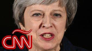 Esto dijo Theresa May del brexit tras ganar voto de confianza