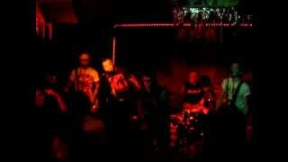 Pipes And Pints - Calling Me  (live @ Berlin, Wild At Heart 2012)