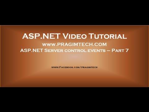 Asp. Net 3. 5 tutorial validation asp. Net server controls.