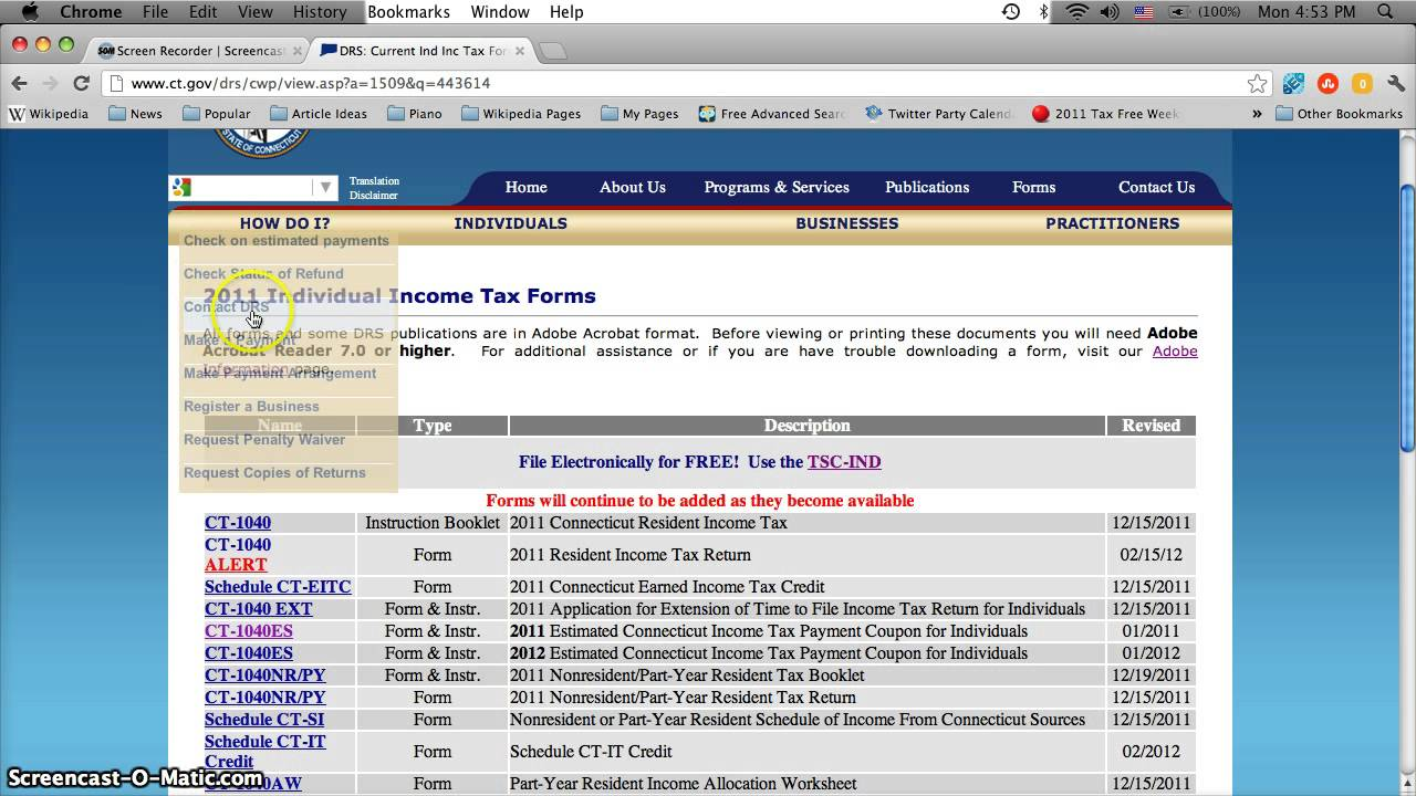 Connecticut printable tax forms 2012 form 1040 and 1040es online connecticut printable tax forms 2012 form 1040 and 1040es online print options falaconquin