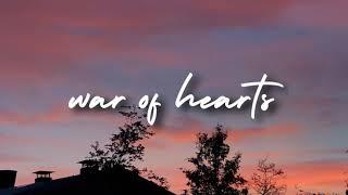 Ruelle - War Of Hearts (slowed)