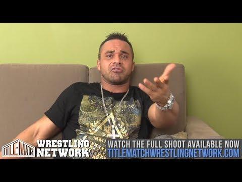Teddy Hart - Heat w/ Samoa Joe, CM Punk Incident, AJ Styles in ROH