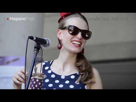 El jazz gitano triunfa en Colombia en los pies de Zazous