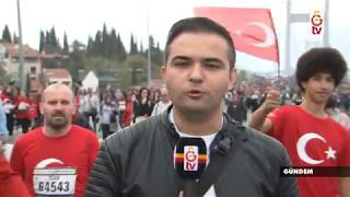 Gündem | 39. Vodafone İstanbul Maratonu (12 Kasım 2017)