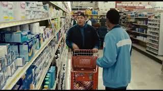 Дело было в супермаркете...отрывок из фильма (Чак и Ларри Пожарная Свадьба)2007