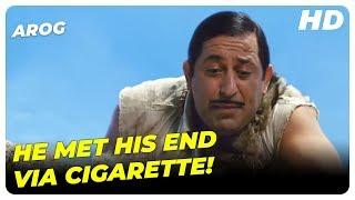 AROG Cem Yılmaz Turkish Comedy Film | Arif climbed the tower for big kumo ( English Subtitles)