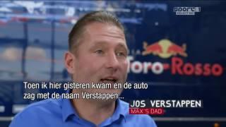 Max Verstappen Promo
