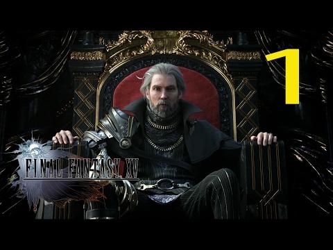 Guia Final Fantasy XV - Capítulo 1 - Empieza el viaje