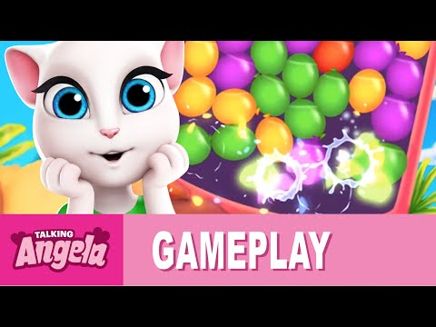 My Talking Angela - The Mini-Game Guide