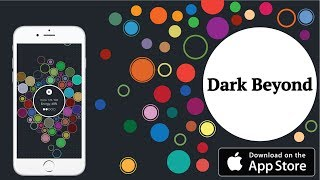 Dark Beyond | A free puzzle game for iOS