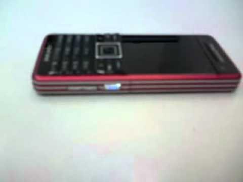 Problems with Sony Ericsson C902