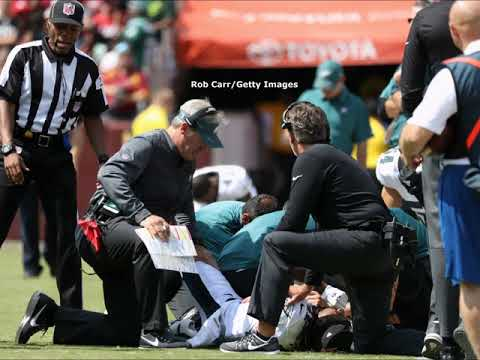 NFL Week Two Injury Report with Dr. Kevin McHale talking Darby, Sturgis, and David Johnson