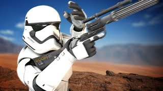 Star Wars Battlefront 2 BETA Multiplayer Gameplay