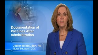 Documentation of Vaccinations After Administration