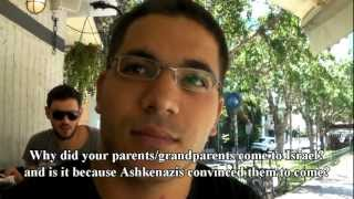 Arab-Jews/Mizrahim: why did your parents move to Israel?