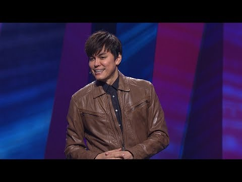 Joseph Prince - Experience God's Power In Your Weakness - 26 Nov 17