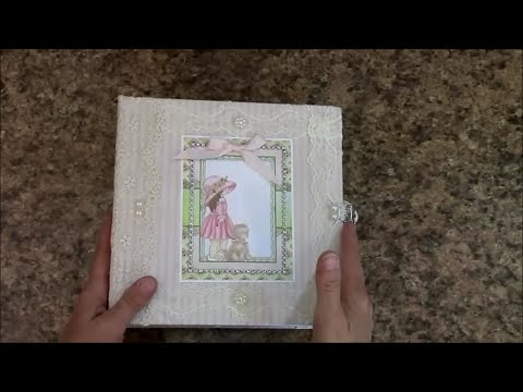 ALBUM SHARE 8 X 8 SWEET LULLABY - FOR INSPIRATION OR IDEAS