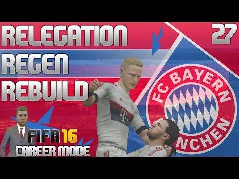 FIFA 16 Bayern Munich Career Mode - RRR - E27