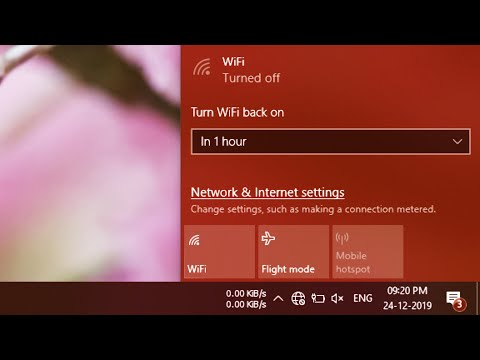 Solved: 'Turn WiFi Back On Manually' Problem 💻