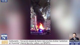[Zap Actu] Explosion à Paris, le retour de François Hollande en politique (13/11/18)