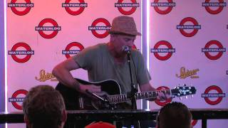 "Vaden of Toadies covers ""Someone Great"" live at Waterloo Records in Austin, TX"