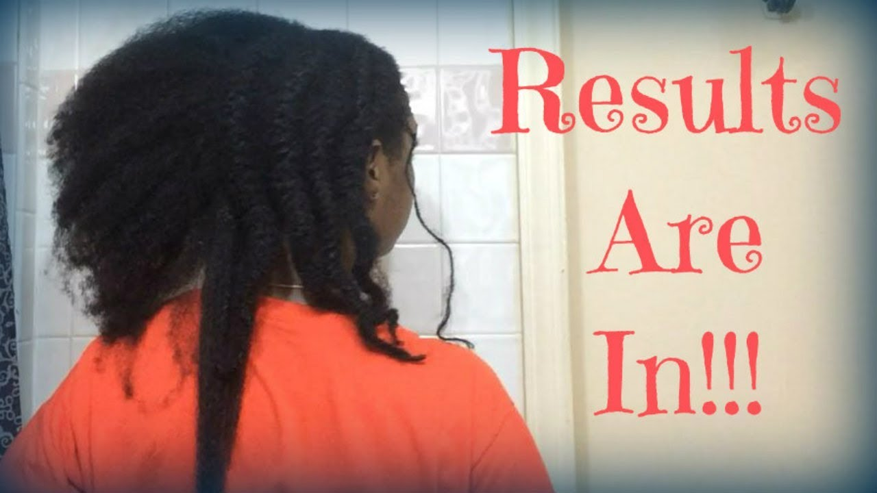 Hair Growth Challenge Results Long Term Protective Style Rice