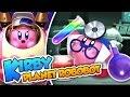 ¡Yo ke se, no soy 100tifiko!... ¿o si? | #02 | Kirby Planet Robobot (3DS) en Español