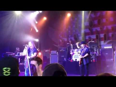 Lynyrd Skynyrd - I Need You (First Time Played Live - Calgary 3/18/15)