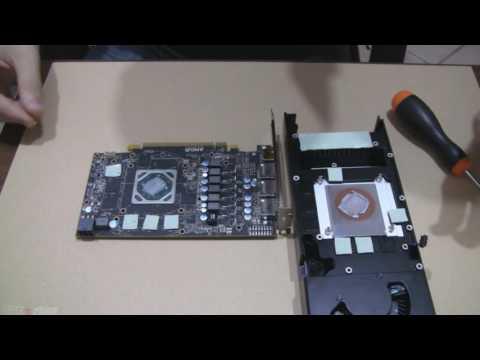Teardown AMD Radeon RX 480 8GB reference