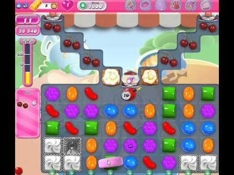 Candy crush saga 1600 no booster youtube - 1600 candy crush ...