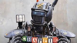 Робот по имени Чаппи   Русский Трейлер