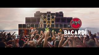 "BACARDÍ presents ""MAKE IT HOT""- Major Lazer & Anitta :30"