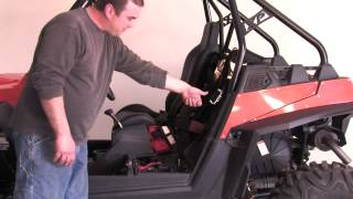 RZR 2 Door Bear Claw Install Video