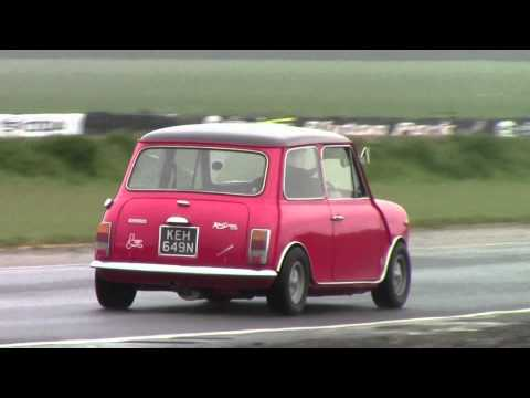 Innocenti Mini Cooper 1300 Export at Blyton Park