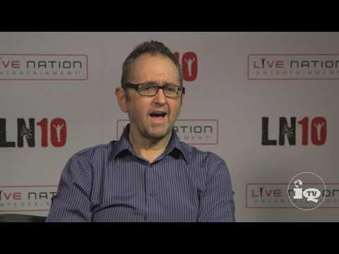 Andy Copping - President of UK Touring, Live Nation
