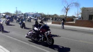 Annual Memorial Bike Run, South Tucson, AZ 11-26-11.MOV