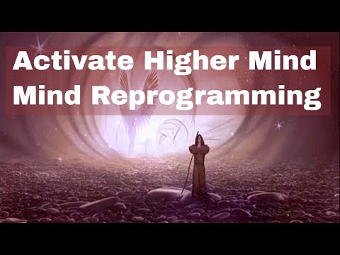 Activate Higher Mind | Mind Body Integration | Subconscious Mind Reprogramming for Success
