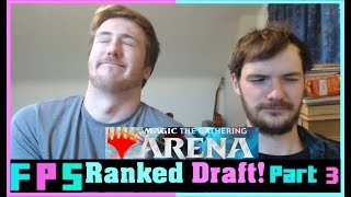 Gotta Be Funny... - Magic: The Gathering Arena Ranked Draft W/ Brendan Part 3