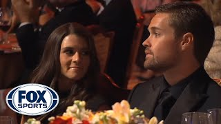 Jay Mohr Makes Fun of Danica Patrick at the NASCAR Sprint Cup Awards Banquet - 2013