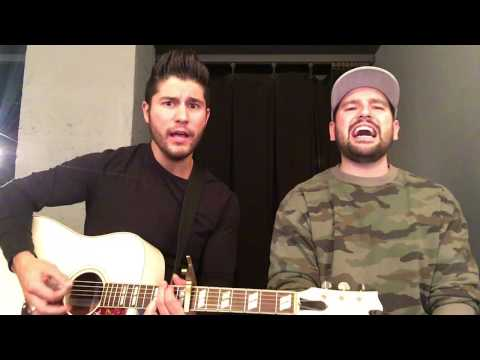 Dan + Shay - Hurricane (Luke Combs Cover)