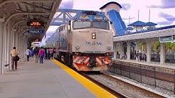 My Railfanning trip to Boca Raton Station 5-15-15