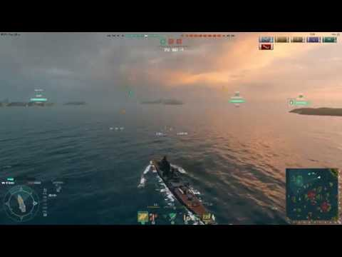 World of Warships - Aoba