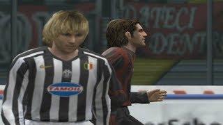 Pro Evolution Soccer 5 - 2005 - A.C. Milan VS Juventus F.C. (PC)
