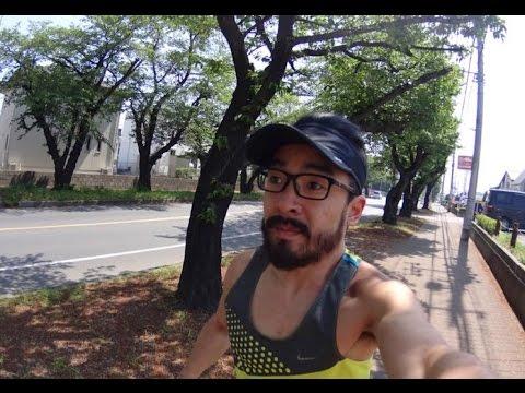 Vlog Treino Maratona de Tokyo