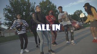 ZaeHd & Ceo - All In (Dance Video) Shot by @Jmoney1041