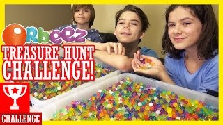 ORBEEZ TREASURE HUNT CHALLENGE!  |  KITTIESMAMA