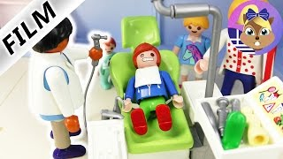 Playmobil Ταινία: Η οικογένεια Περιστέρη πηγαίνει στον οδοντίατρο!