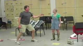 """""""The Great American Trailer Park Musical"""" Rehearsals for Oklahoma Premiere"""