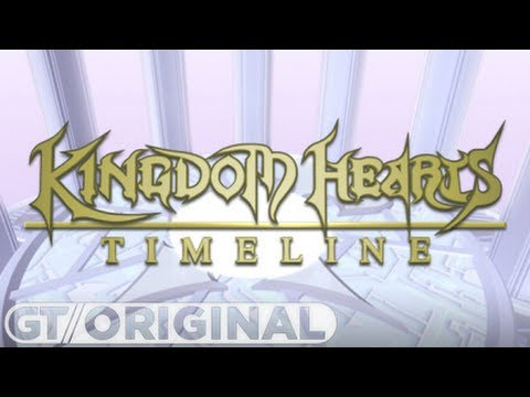 Timeline: Kingdom Hearts